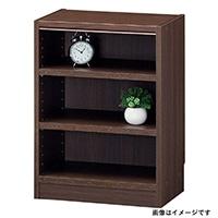 書棚 タナリオ TNL-6044 DK【別送品】