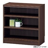 書棚 タナリオ TNL-6059 DK【別送品】