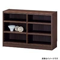 書棚 タナリオ TNL-6087 DK【別送品】