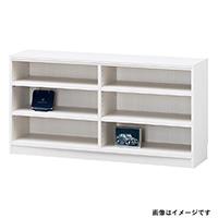 書棚 タナリオ TNL-60117 ホワイト【別送品】