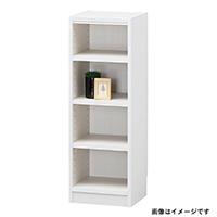書棚 タナリオ TNL-9031 WH【別送品】