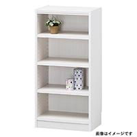 書棚 タナリオ TNL-9044 WH【別送品】