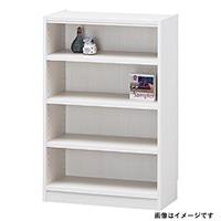 書棚 タナリオ TNL-9059 WH【別送品】