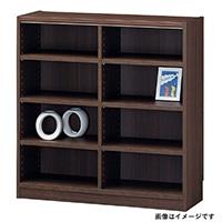 書棚 タナリオ TNL-9087 DK【別送品】