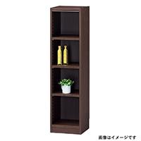 書棚 タナリオ TNL-1231 DK【別送品】
