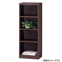 書棚 タナリオ TNL-1244 DK【別送品】