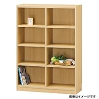 書棚 タナリオ TNL-1287 NA【別送品】