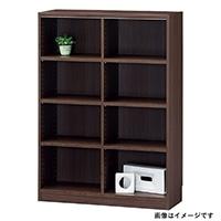 書棚 タナリオ TNL-1287 DK【別送品】