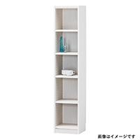 書棚 タナリオ TNL-1531 WH【別送品】