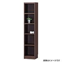 書棚 タナリオ TNL-1531 DK【別送品】