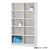 書棚 タナリオ TNL-1587 WH【別送品】