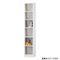 書棚 タナリオ TNL-1831 WH【別送品】