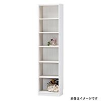 書棚 タナリオ TNL-1844 WH【別送品】