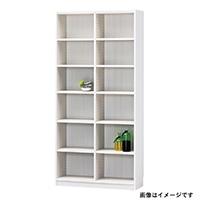 書棚 タナリオ TNL-1887 WH【別送品】