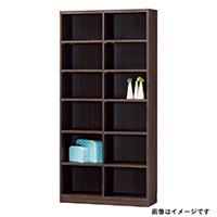 書棚 タナリオ TNL-1887 DK【別送品】