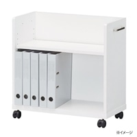 デスク周りワゴン オフィスコ2 OF2-6060P【別送品】
