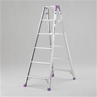 アルミ製梯子兼用幅広脚立 MR180W