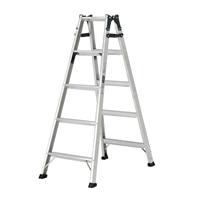 アルインコ ステップ幅広はしご兼用脚立 5段 MXB150FX