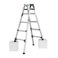 アルインコ 脚伸縮式はしご兼用脚立 5段 PRT150FX