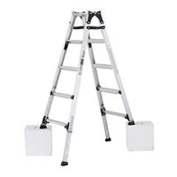 アルインコ 脚伸縮式はしご兼用脚立 5段 PRW150FX