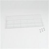 アルインコ 低温貯蔵庫用追加棚板セット 32袋用 MET1500D【別送品】