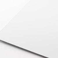 アルミ複合板 両面 910×605 ホワイト