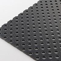 複合板パンチング 910×605 ブラック