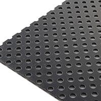 【SU】複合板パンチング 910×1820 ブラック