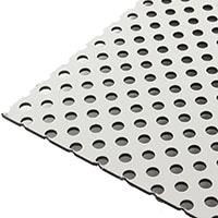 【SU】複合板パンチング 910×1820 アイボリーW