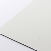 アルミ複合板 両面 910×605アイボリーW