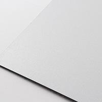 アルミ複合板 シルバー 450×600mm