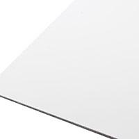 アルミ複合板 ホワイト 300×450mm