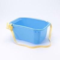 アロン 散布桶D型   ブルー 17L