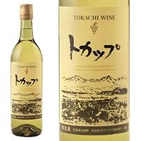 十勝ワイン トカップ 白 720ml