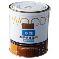 WOOD 水性木部保護塗料 1.6L ライトオーク