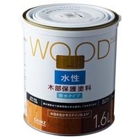 WOOD 水性木部保護塗料 1.6L パイン