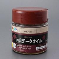 アサヒペン 油性 チークオイル 100ml 透明