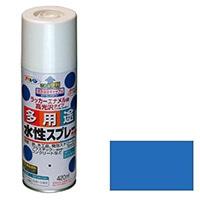 水性多用途スプレー 420ml スカイブルー