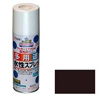 水性多用途スプレー 420ml チョコレート色