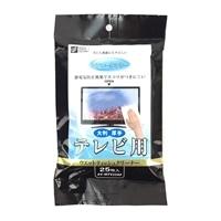 オーム電機 TV用画面クリーナー 25枚入り AV-TV25AF
