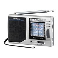 【店舗限定】オーム電機 AudioComm ポータブルたんぱラジオ RAD-H320N 03-1274
