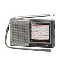 【数量限定】オーム電機 AudioComm たんぱラジオ 株・競馬_RAD-H310N