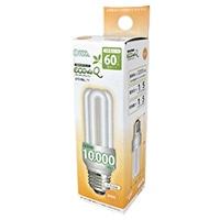 電球形蛍光ランプ 60W形 電球色 EFD15EL/11