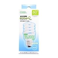 オーム 電球形蛍光灯 EFD15ED/12-SPN