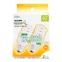 オーム 電球形蛍光灯 EFD15EL/12-E17-SPN-2P