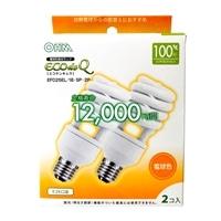 オーム電機 電球形蛍光ランプ EFD25EL/18SP2P