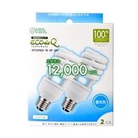 電球形蛍光ランプ EFD25ED/18SP2P