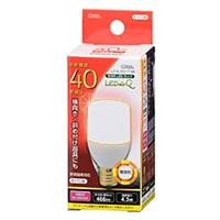 オーム LED電球T形LDT4L‐G‐E17