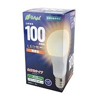 オーム LED電球 100形 LDA12L-G-AG22