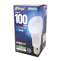 オーム LED電球 100形 LDA12D-G-AG22